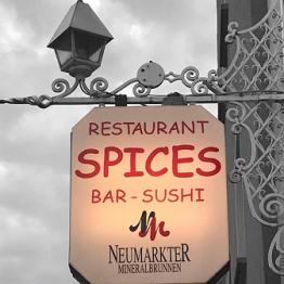 Asia Restaurant Spices Neumarkt Logo