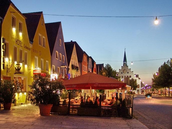 Restaurant Hotel Lehmeier Neumarkt