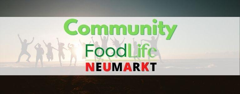 Community FoodLife Neumarkt Mobil