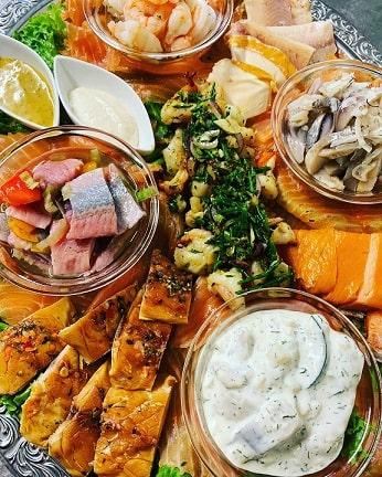 FrischFisch Kratschmer Restaurant Neumarkt Essen 08