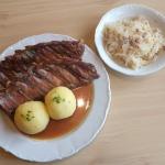 Restaurant Neumarkt Gasthaus zur AU Food 06