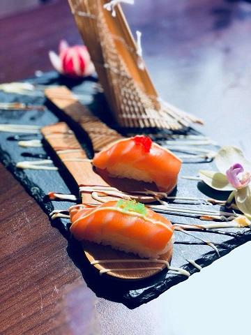 Restaurant Neumarkt Linh´s Sushi Essen 2