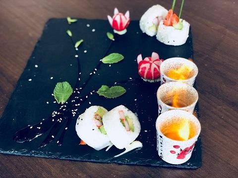 Restaurant Neumarkt Linh´s Sushi Essen 3