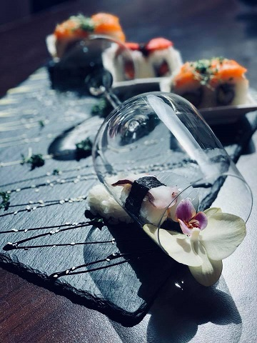 Restaurant Neumarkt Linh´s Sushi Essen 4