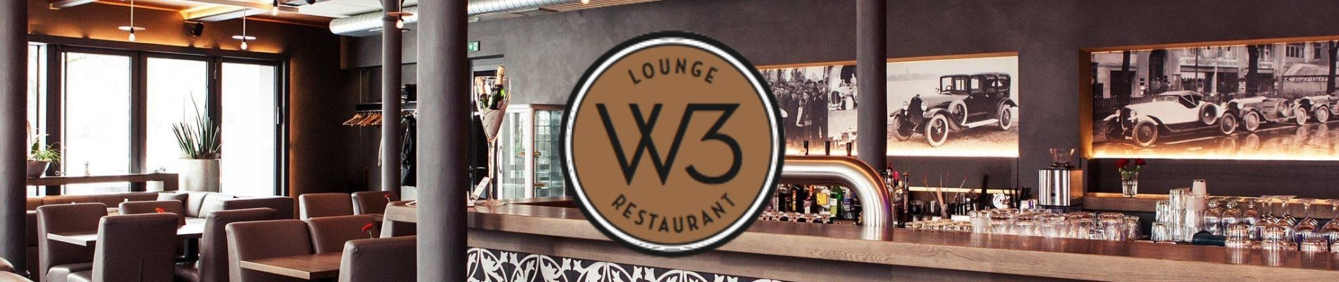 Restaurant Neumarkt Bar Lounge W3 Teaser