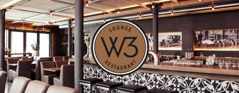 Restaurant Neumarkt Bar Lounge W3 Teaser Mobil
