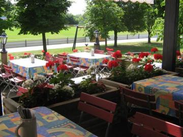 Restaurant Neumarkt Gasthaus zur AU Location 05