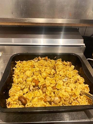 Resataurant Neumarkt Pastamissimo Essen 03