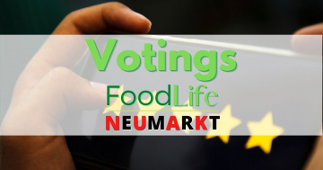 Votings FoodLife Neumarkt Banner