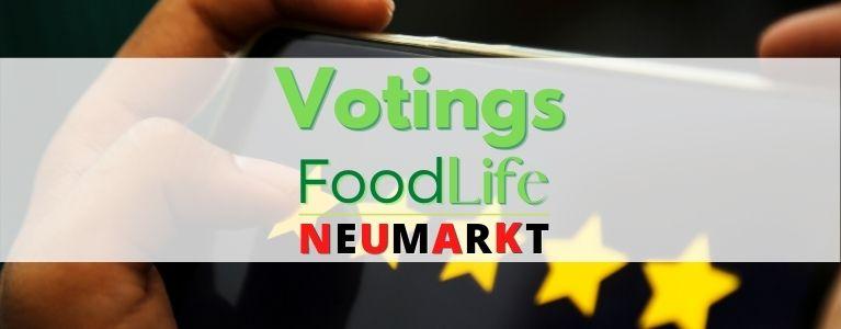 Votings FoodLife Neumark Teaser Mobil
