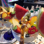 Eiscafe DELLE ALPI Restaurant Neumarkt Food 08