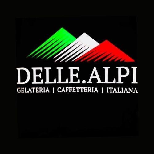 Eiscafe DELLE ALPI Restaurant Neumarkt Logo