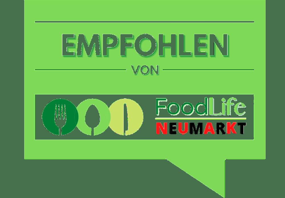 Restaurants Neumarkt FoodLife Empfehlung